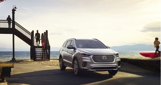 Good Compare The 2018 Hyundai Santa Fe Against The Ford Edge And Toyota  Highlander