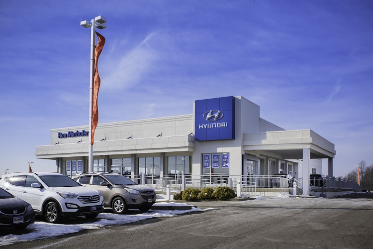 Beautiful New Hyundai Dealer Located Near Barberton, OH