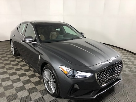 Featured 2021 Genesis G70 2.0T Sedan for sale in Akron OH