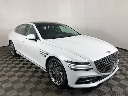 Featured 2021 Genesis G80 2.5T Sedan for sale in Akron OH