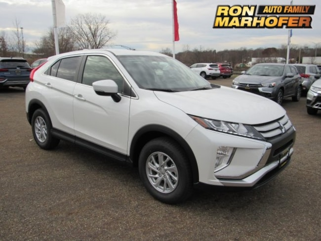 New 2019 Mitsubishi Eclipse Cross ES CUV Canton OH