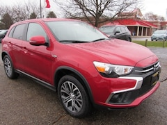New Mitsubishi vehicles 2019 Mitsubishi Outlander Sport ES CUV for sale near you in Canton, OH