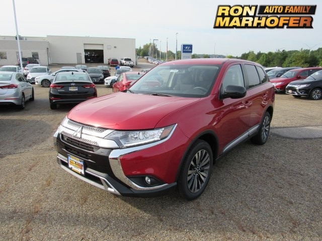 Featured new Mitsubishi vehicles 2019 Mitsubishi Outlander ES CUV for sale near you in Cuyahoga Falls, OH