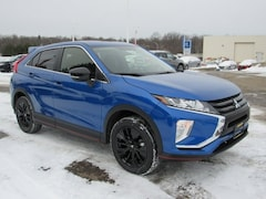 New Mitsubishi vehicles 2019 Mitsubishi Eclipse Cross S CUV for sale near you in Canton, OH
