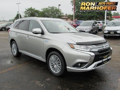 New Mitsubishi vehicles 2019 Mitsubishi Outlander PHEV SEL CUV for sale near you in Canton, OH