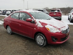 New Mitsubishi vehicles 2019 Mitsubishi Mirage G4 ES Sedan for sale near you in Canton, OH