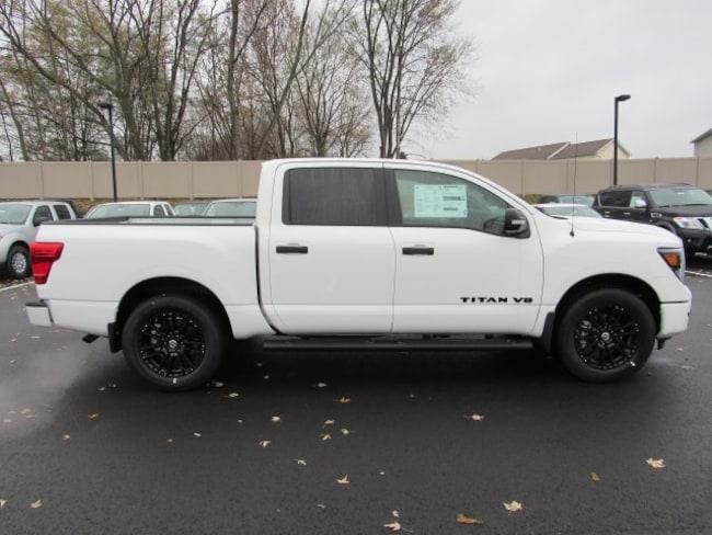 New 2019 Nissan Titan For Sale in Cuyahoga Falls, OH - Near Akron