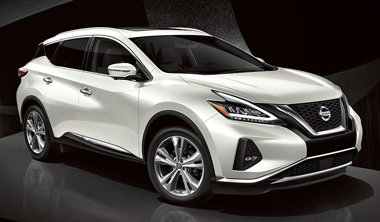 New 2020 Nissan Murano Cuyahoga Falls OH