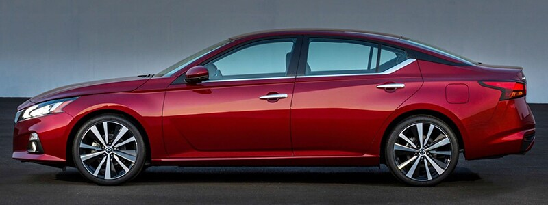 New 2021 Nissan Altima Cuyahoga Falls OH