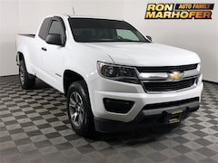 2016 Chevrolet Colorado Work Truck Truck Extended Cab