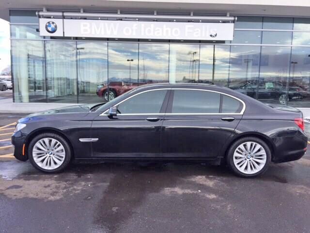 2015 BMW 7 Series 740Li xDrive Sedan