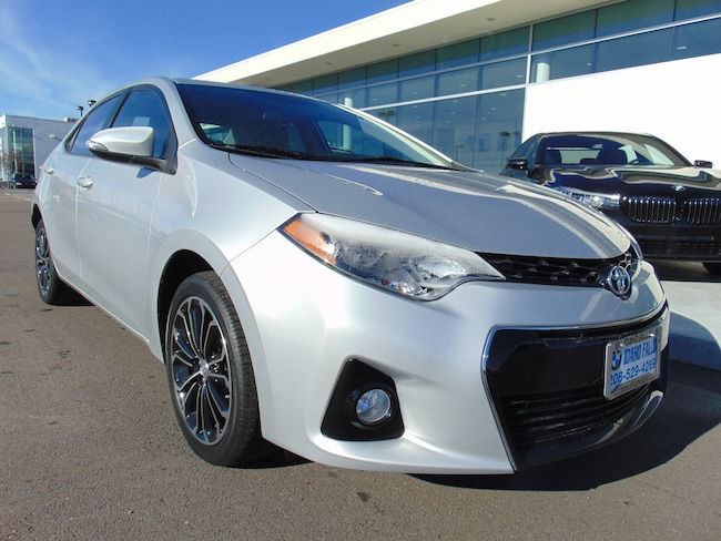 Used 2015 Toyota Corolla For Sale In Idaho Falls Id 5yfburhe2fp347183