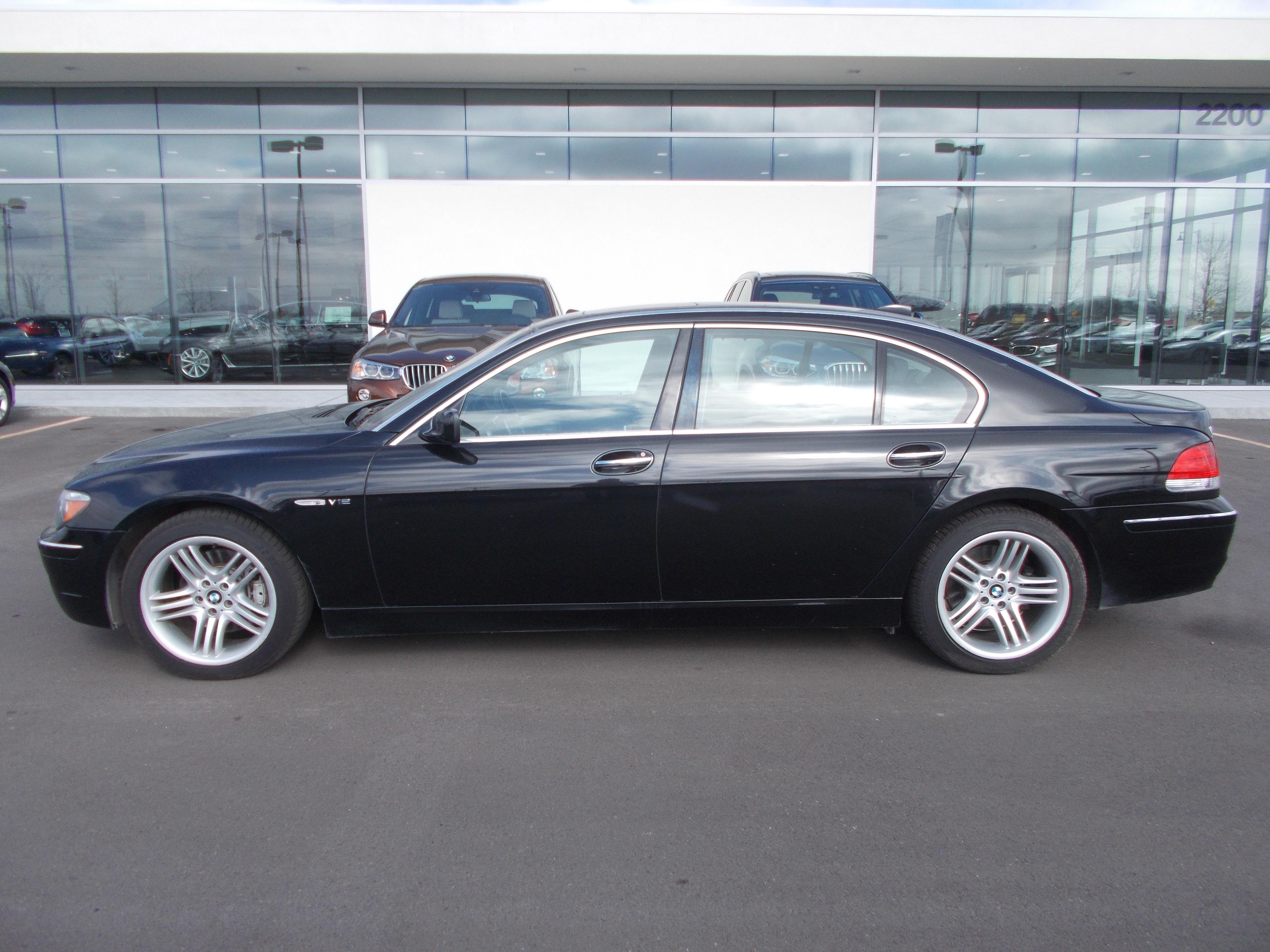 2006 BMW 7 Series 760Li Sedan