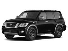 2017 Nissan Armada Platinum 4x4 SUV