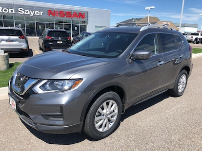 Ron Sayer Nissan >> New 2019 Nissan Rogue For Sale In Idaho Falls Id