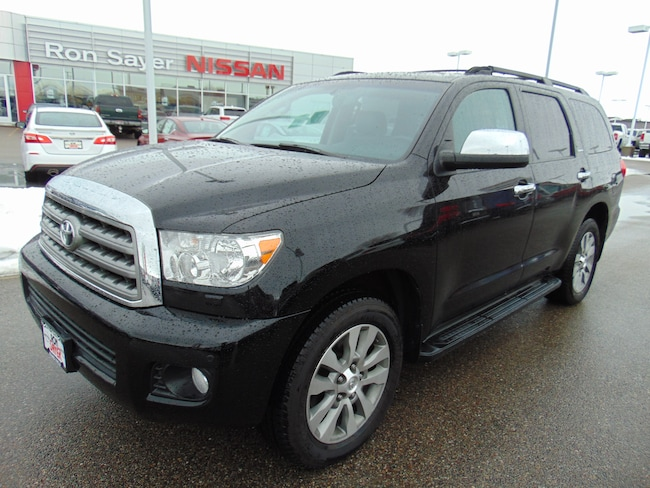 2014 Toyota Sequoia Limited 4x4 SUV