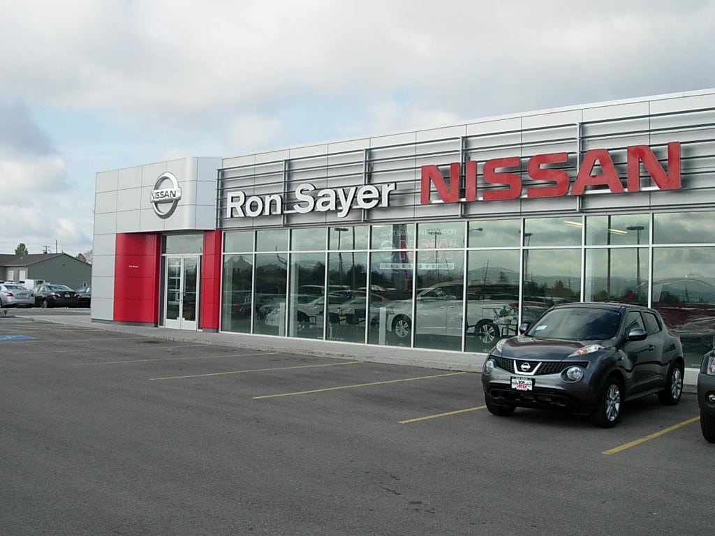 Ron Sayer Nissan >> Reasons To Choose Ron Sayer Nissan Dealership In Idaho Falls