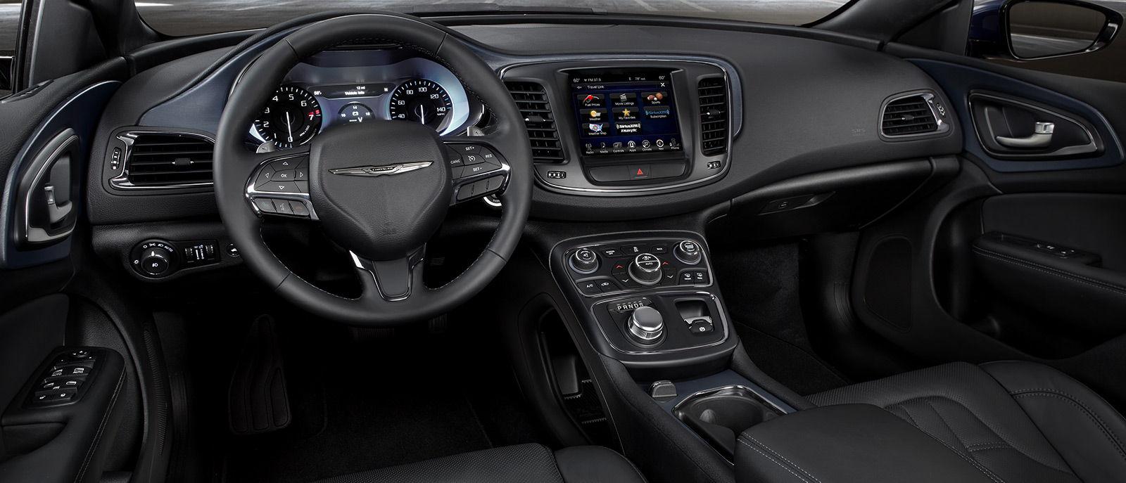 2016 Chrysler 200 | Ron Sayer's Chrysler | Idaho Falls, ID on