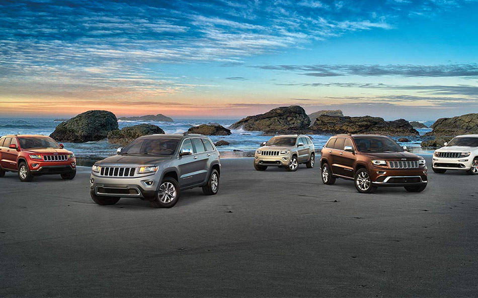 Beautiful 2015 Jeep Grand Cherokee Model Lineup
