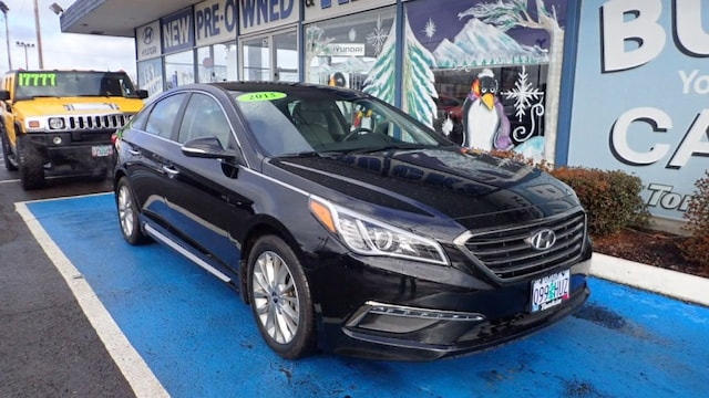 Ron Tonkin Hyundai >> Used 2015 Hyundai Sonata For Sale At Ron Tonkin Hyundai
