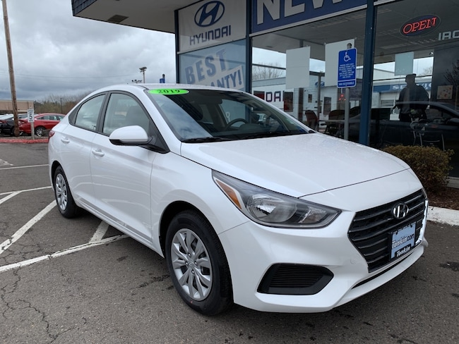 Ron Tonkin Hyundai >> New 2019 Hyundai Accent For Sale At Ron Tonkin Hyundai Vin