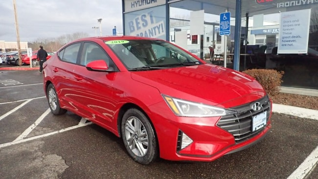 Ron Tonkin Hyundai >> New 2019 Hyundai Elantra For Sale At Ron Tonkin Hyundai Vin
