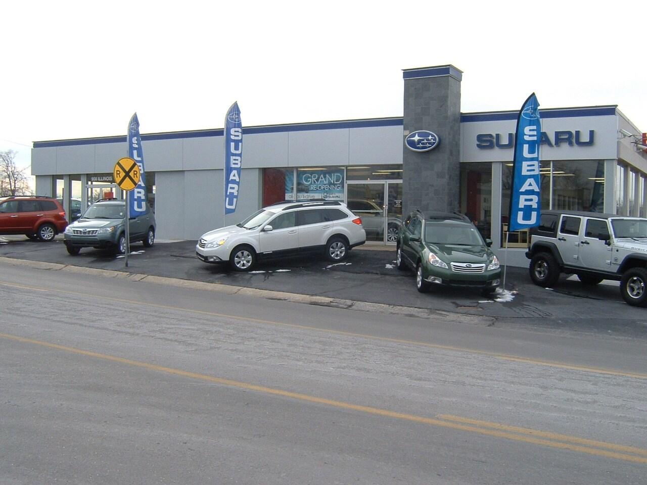 Roper Subaru