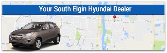 Serving South Elgin, IL   Rosen Hyundai Algonquin