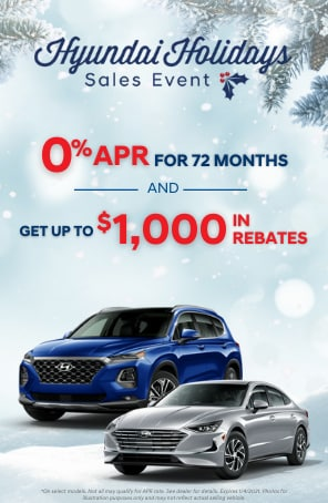 0% APR for 72 Months and Get up to $1,000 in Rebates