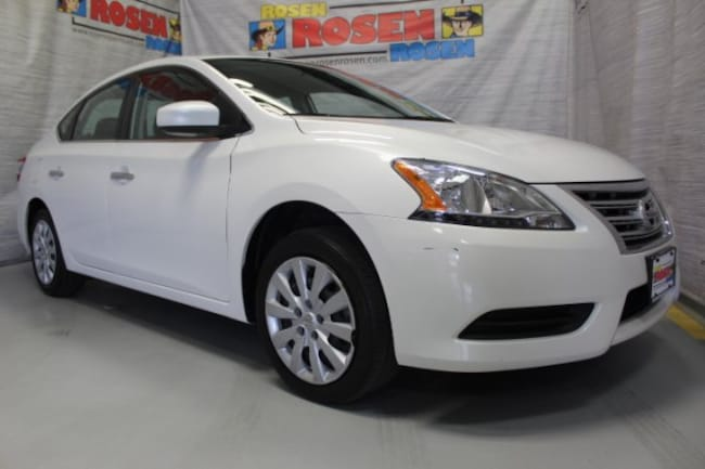 2014 Nissan Sentra SV Sedan