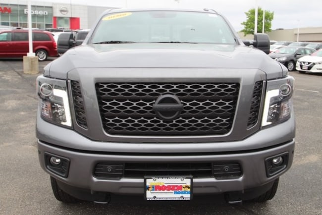 New 2018 Nissan Titan XD For Sale at Rosen Nissan of Madison