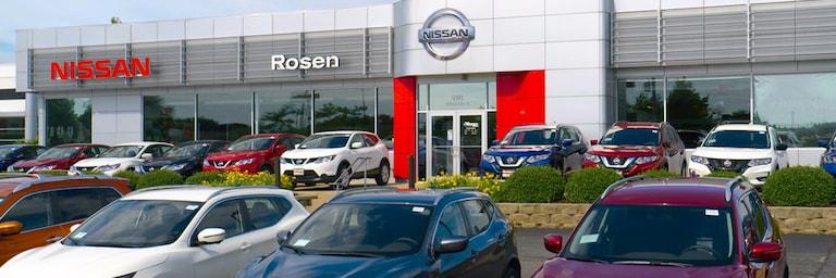 Rosen Nissan of Madison   New & Used Nissan Dealer in