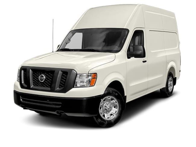 2018 Nissan NV Cargo NV2500 HD SV Van High Roof Cargo Van