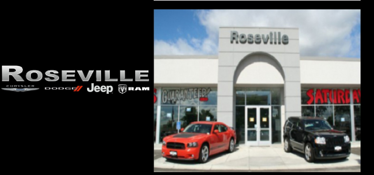 Amazing Learn All About Roseville Chrysler Jeep Dodge RAM In MN