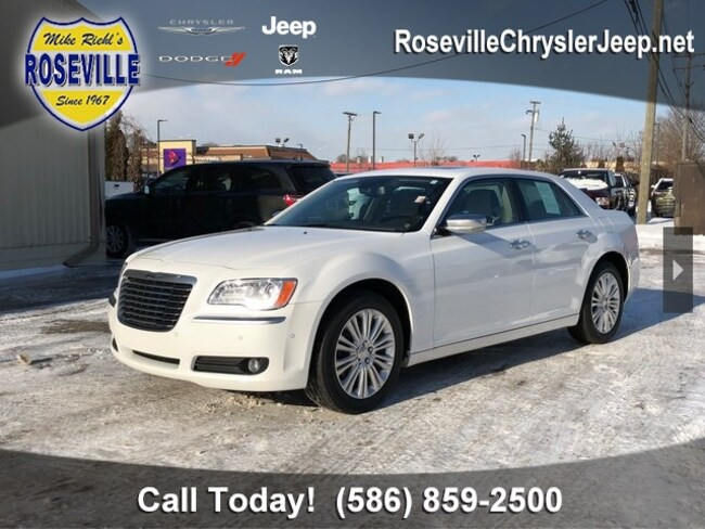 Used 2013 Chrysler 300C Luxury Series Sedan Roseville