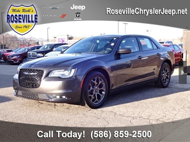 Used 2017 Chrysler 300 S For Sale Near Detroit Vin 2c3ccagg1hh603936