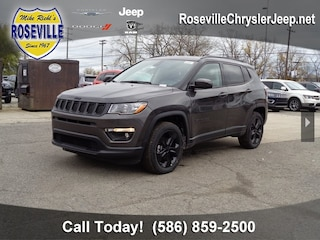 2018 Jeep Compass ALTITUDE 4X4 Sport Utility
