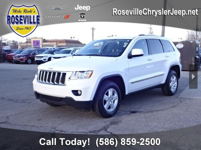 Used 2013 Jeep Grand Cherokee Laredo SUV Roseville