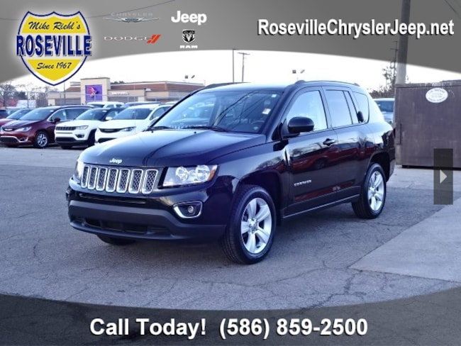 Used 2015 Jeep Compass Latitude FWD SUV Roseville