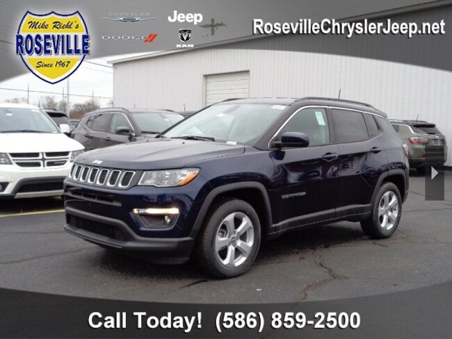 Used 2018 Jeep Compass Latitude FWD SUV Roseville