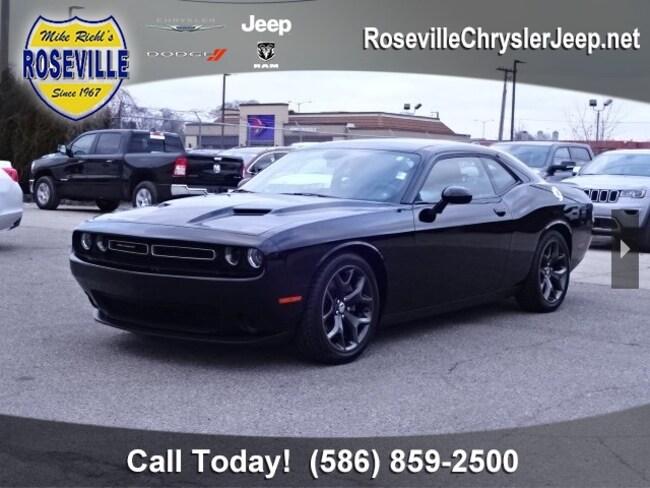 Used 2015 Dodge Challenger SXT Coupe Roseville