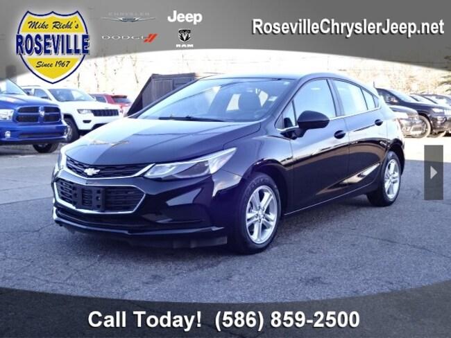 Used 2018 Chevrolet Cruze LT Auto Hatchback Roseville