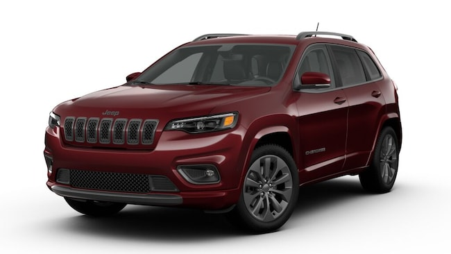 New 2019 Jeep Cherokee HIGH ALTITUDE 4X4 Sport Utility Roseville