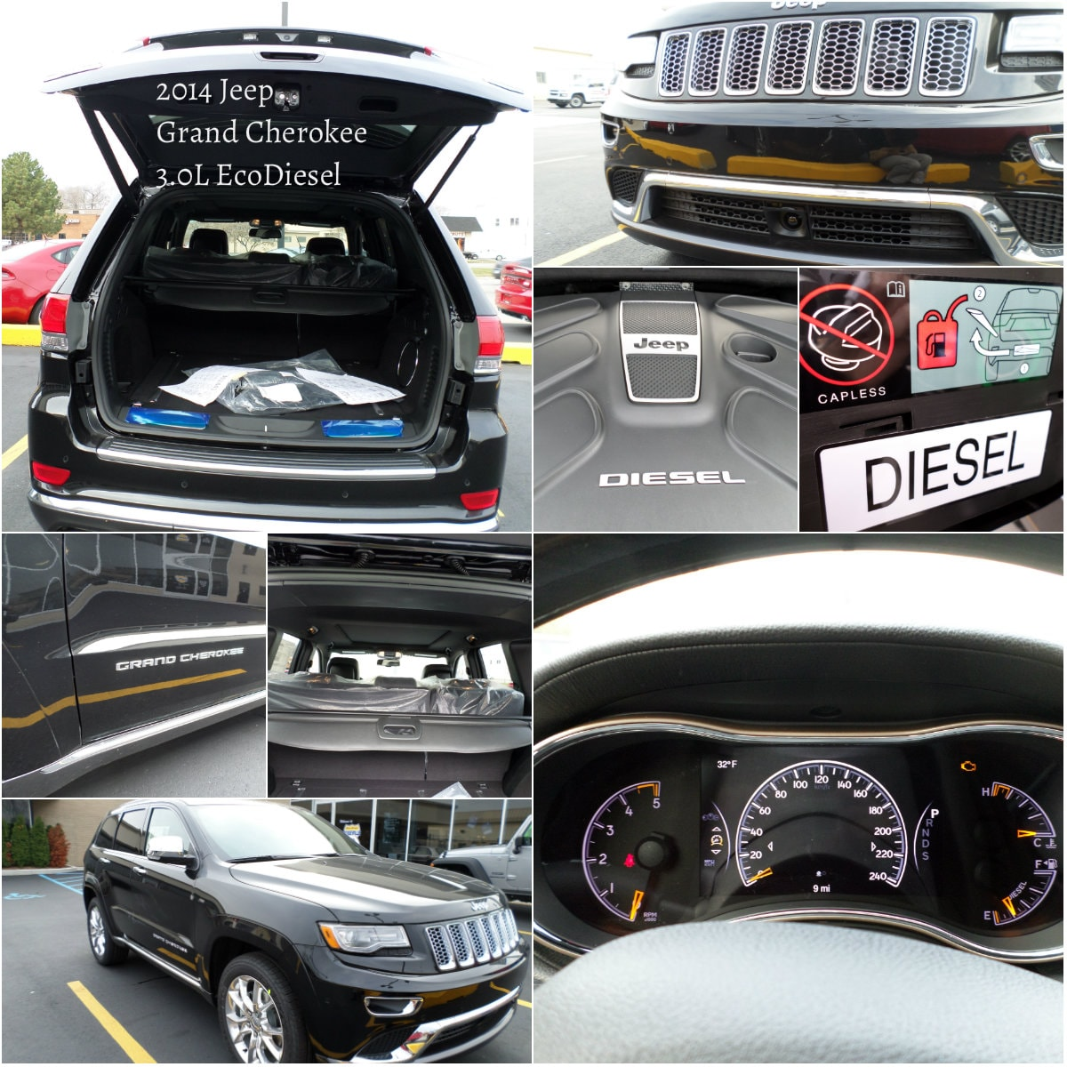 Facts About The 2014 Jeep Grand Cherokee Award Winning