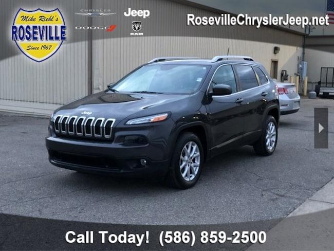 Used 2016 Jeep Cherokee Latitude FWD SUV Roseville