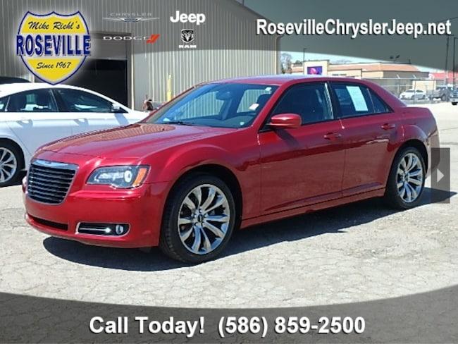 Used 2014 Chrysler 300 S Sedan Roseville