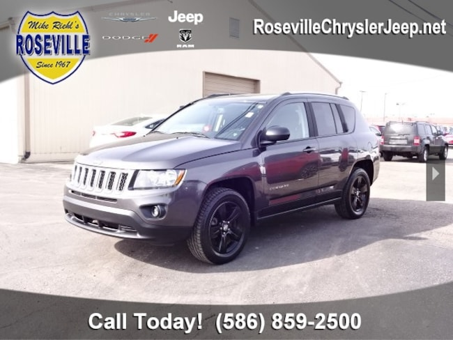 Used 2016 Jeep Compass Sport 4x4 SUV Roseville
