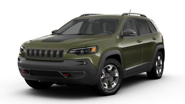 New 2019 Jeep Cherokee TRAILHAWK 4X4 Sport Utility Roseville