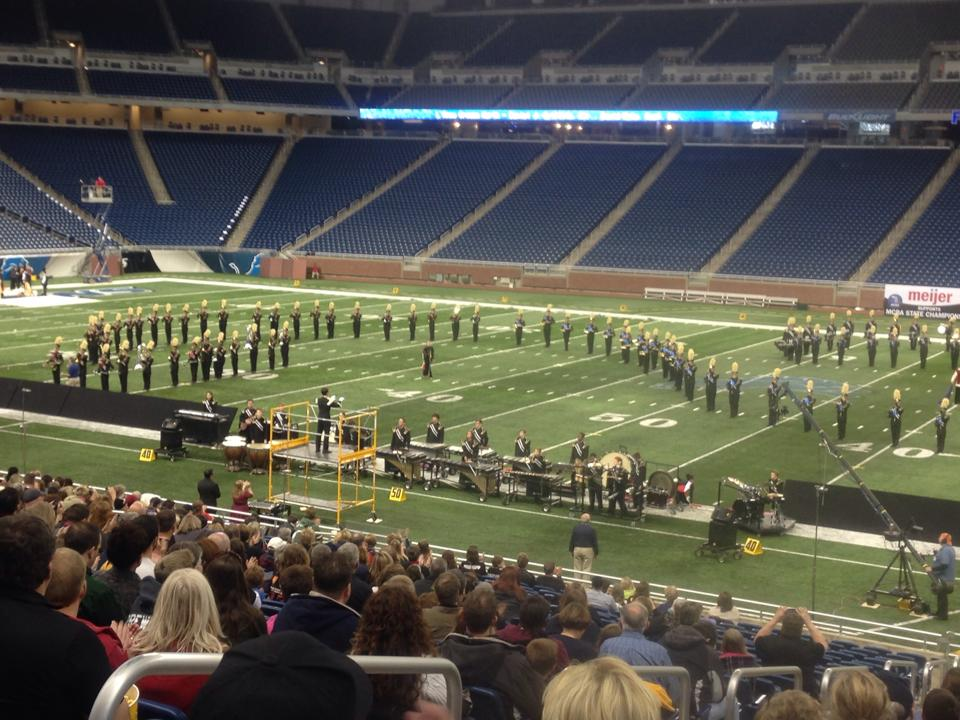 Roseville Chrysler Jeep >> L'Anse Creuse North Marching Crusaders made history on November 1 and we shared in the ...