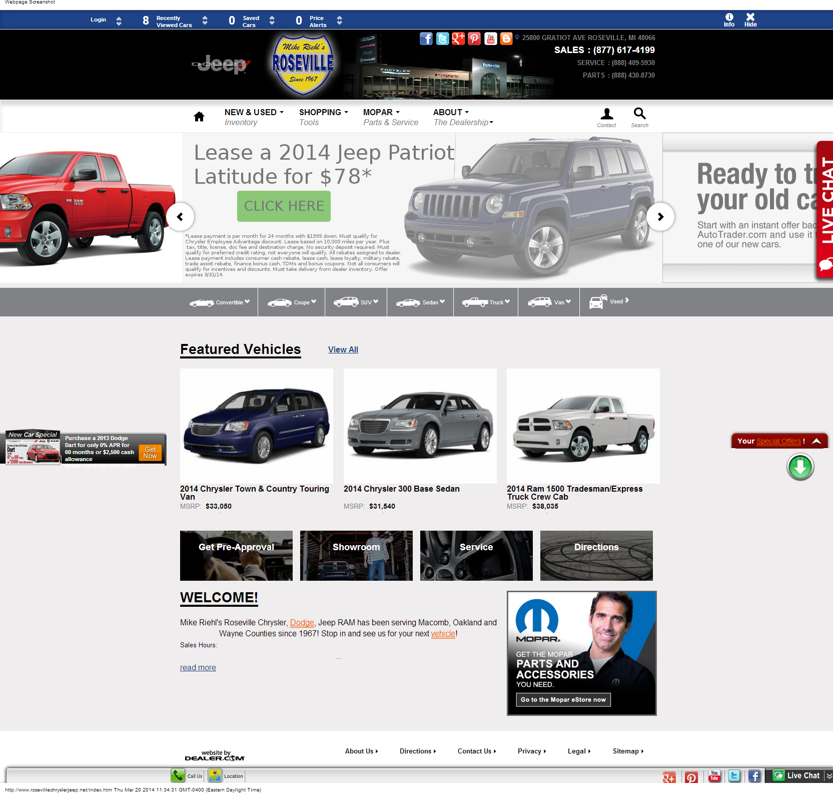 Chevy Dealership Mn New Jeep Inventory Roseville Chrysler Jeep Dodge Ram ...